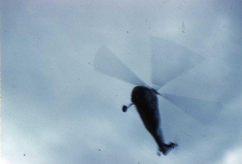 015 - Hélocoptère Sikorsky