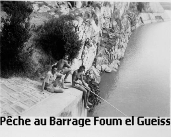 1959 - Barrage Foum El Gueiss 3