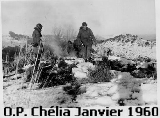 1959 - Opération - Au Chélia 2