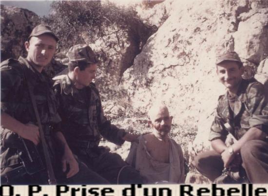 1959 -  Prisonnier en opération