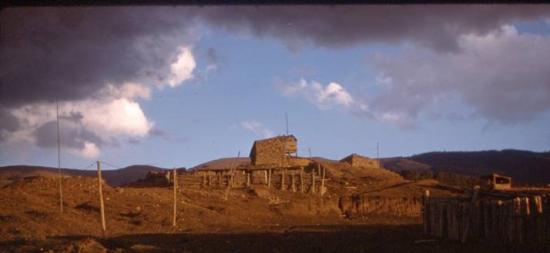 1960 - Aïn Mimoun - La tour Isabelle
