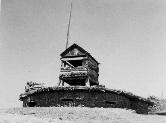 1960 - Aïn Mimoun -La tour Isabelle 2