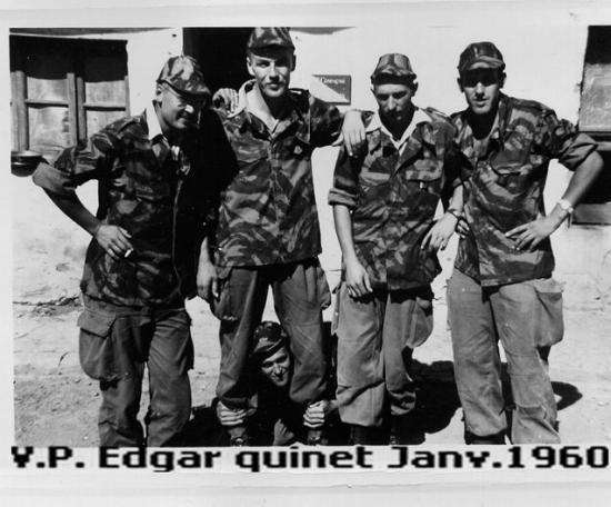 1960 - Edgar Quinet