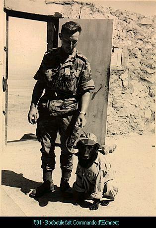 501-Tour B - Bouboule commando d'honneur
