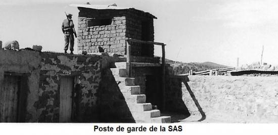 Aïn-Mimoun - 2 - Poste de garde SAS