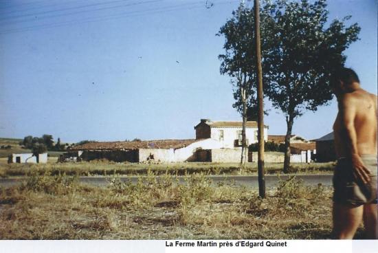 Edgard Quinet - La ferme Martin - 19.