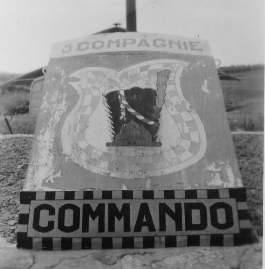 La vie au Commando