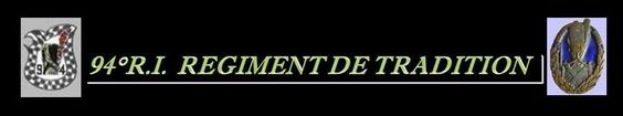 """Amicale du Régiment """" LA GARDE """" - 94°R.I."""